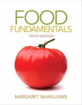 Food Fundamentals 0130394866 Book Cover