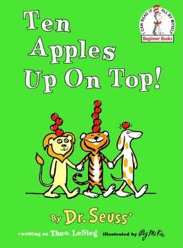 Ten Apples Up on Top 0394800192 Book Cover
