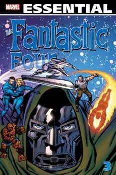 Essential Fantastic Four, Vol. 3 (Marvel Essentials) - Book  of the Essential Marvel