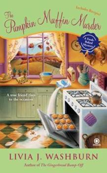 The Pumpkin Muffin Murder 0451231325 Book Cover