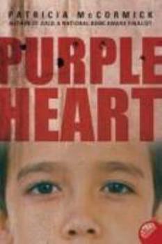Purple Heart 0061730920 Book Cover