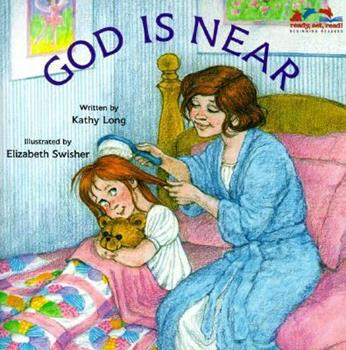 Paperback God Is Near (Ready, Set, Read! Beginning Readers) Book