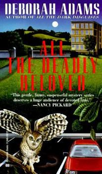All the Deadly Beloved 0345392221 Book Cover