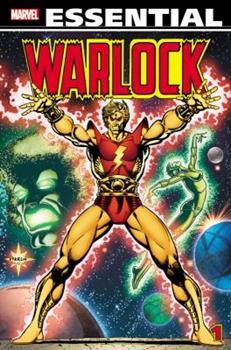 Essential Warlock, Vol. 1 - Book  of the Essential Marvel