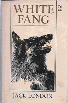 Paperback White Fang: Illustrated Classics Book