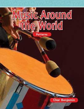 Paperback Music Around the World Book