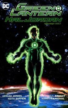 Green Lantern: Hal Jordan, Volume 1 - Book  of the Green Lantern #Hal Jordan vol. 2