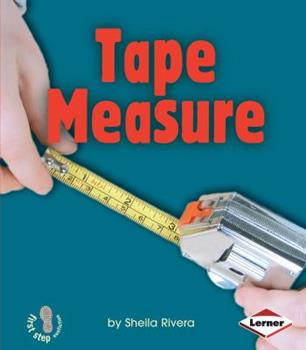 Tape Measure - Book  of the Simple Tools