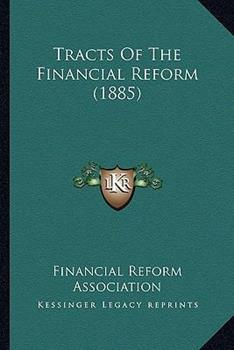 Paperback Tracts of the Financial Reform Book