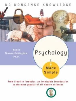 Psychology Made Simple - Book  of the Made Simple