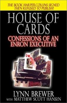 Confessions Of An Enron Executive: A Whistleblower's Story 1418485365 Book Cover
