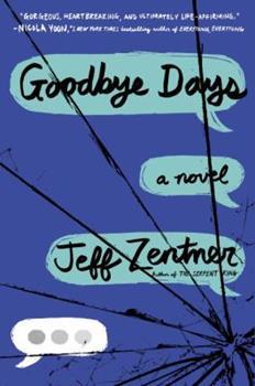 Paperback Goodbye Days Book