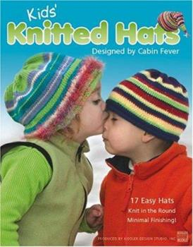 Kids' Knitted Hats (Leisure Arts #3587) 1574866540 Book Cover