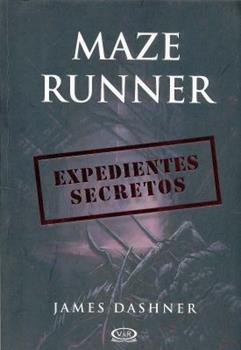 The Maze Runner Files 987612742X Book Cover