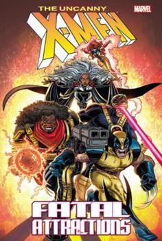 X-Men Milestones: Fatal Attractions - Book #2 of the X-Men Unlimited 1993