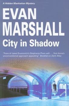 City In Shadow (Hidden Manhattan #4) 0727869213 Book Cover