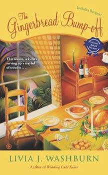 The Gingerbread Bump-Off: A Fresh-Baked Mystery 0451234839 Book Cover