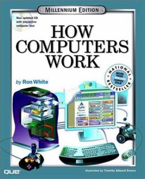 Paperback How Computers Work : Millennium Edition Book