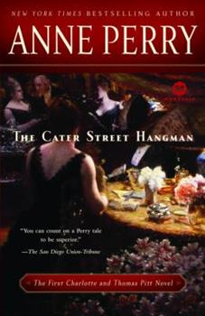 The Cater Street Hangman 0449208672 Book Cover