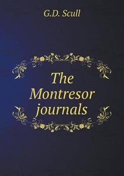 Paperback The Montresor Journals Book