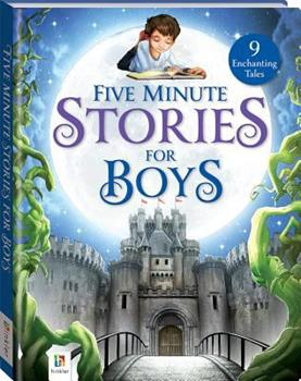Five-minute Stories for Boys - Book  of the 5-Minute Stories