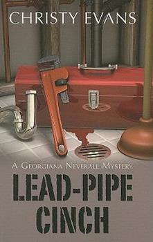Lead-Pipe Cinch 042523388X Book Cover