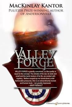 Valley Forge 0345252705 Book Cover