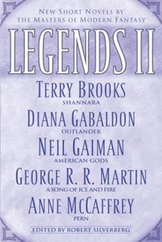 Hardcover Legends II : New Short Novels by the Masters of Modern Fantasy Book