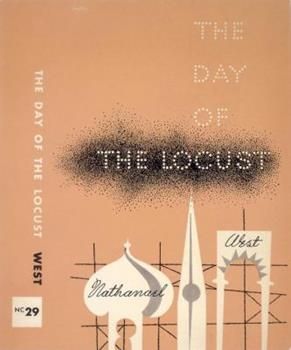The Day of the Locust 0451523482 Book Cover