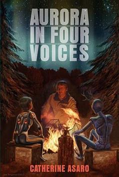 Aurora in Four Voices - Book  of the Saga of the Skolian Empire