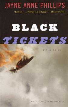 Black Tickets: Stories 0440507774 Book Cover