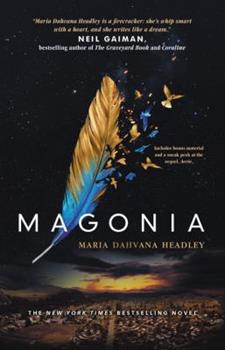 Magonia - Book #1 of the Magonia