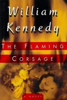 The Flaming Corsage 0140242708 Book Cover