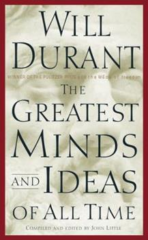The Greatest Minds and Ideas of All Time 0743235533 Book Cover