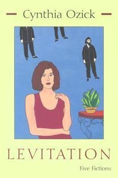 Levitation: Five Fictions 0394514130 Book Cover