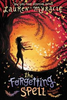 Paperback The Forgetting Spell Book