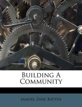 Paperback Building a Community Book