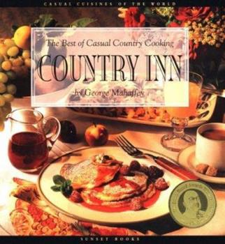 Country Inn: The Best of Casual Country Cooking (Casual Cuisines of the World) 0376020423 Book Cover