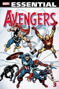Essential Avengers Vol. 3 - Book  of the Avengers 1963-1996 #278-285, Annual