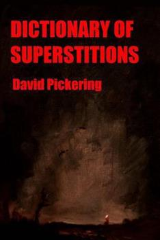 Paperback Dictionary of Superstitions Book