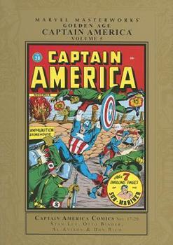 Marvel Masterworks: Golden Age Captain America, Vol. 5 - Book #161 of the Marvel Masterworks