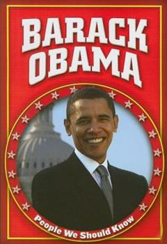 Barack Obama - Book  of the People We Should Know ~Second Series~