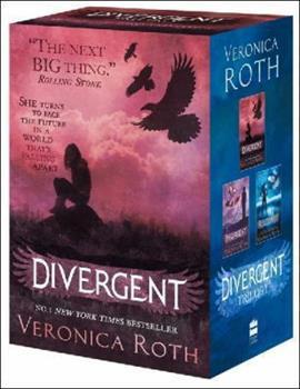 Paperback Divergent / Insurgent / Allegiant Book