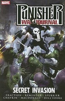 Punisher War Journal, Vol. 5: Secret Invasion - Book  of the Punisher