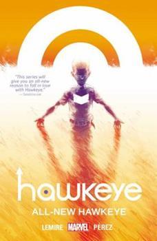 Hawkeye, Volume 5: All-New Hawkeye - Book #5 of the Hawkeye 2012 Collected Editions