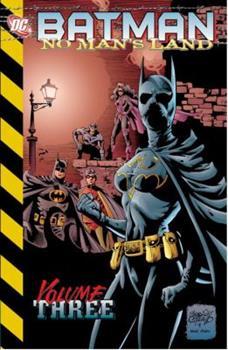 Batman: No Man's Land Vol. 3 - Book  of the Modern Batman