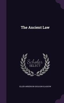 The Ancient Law 1447422791 Book Cover
