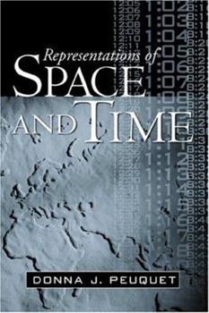 Hardcover Representations of Space and Time Book