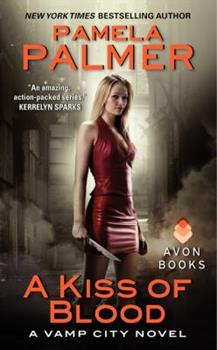 A Kiss of Blood 0062107534 Book Cover