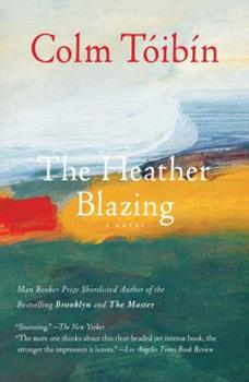 The Heather Blazing 0330321250 Book Cover